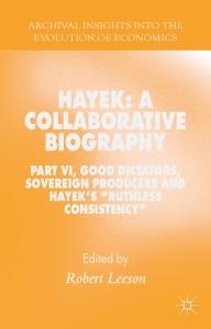 Cover Hayek-Buch