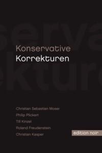 Cover Konservative Korrekturen-Buch